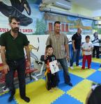 Study visit in the Martial Arts Acadamy of the Grand Master Ahmet Shimshek